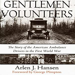 Gentlemen Volunteers Audiobook
