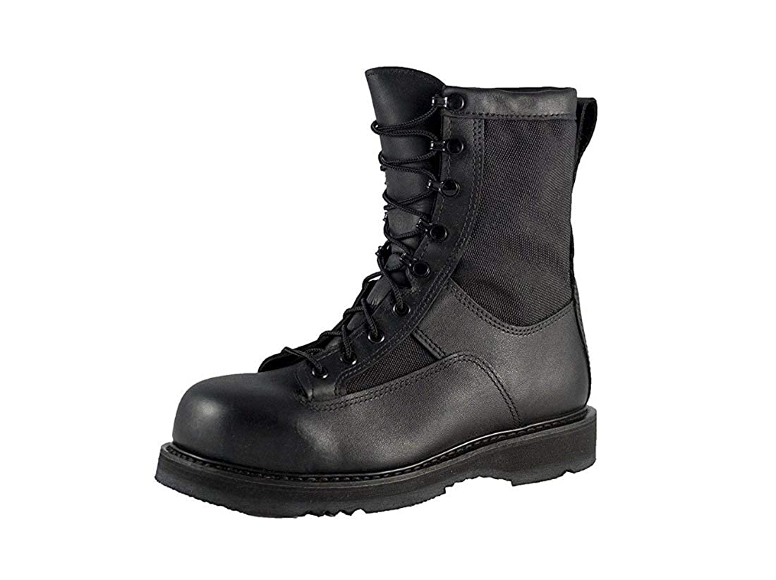 Bates 21508 Mens USCG Superboot III Gore Tex Composite Toe Boot 5.5D M Made in USA Black US