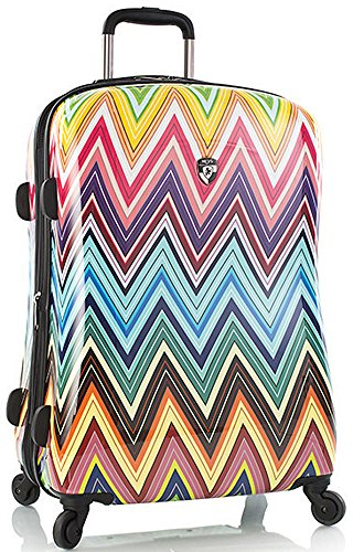 heys-america-unisex-colour-herringbone-26-spinner-multi-suitcase