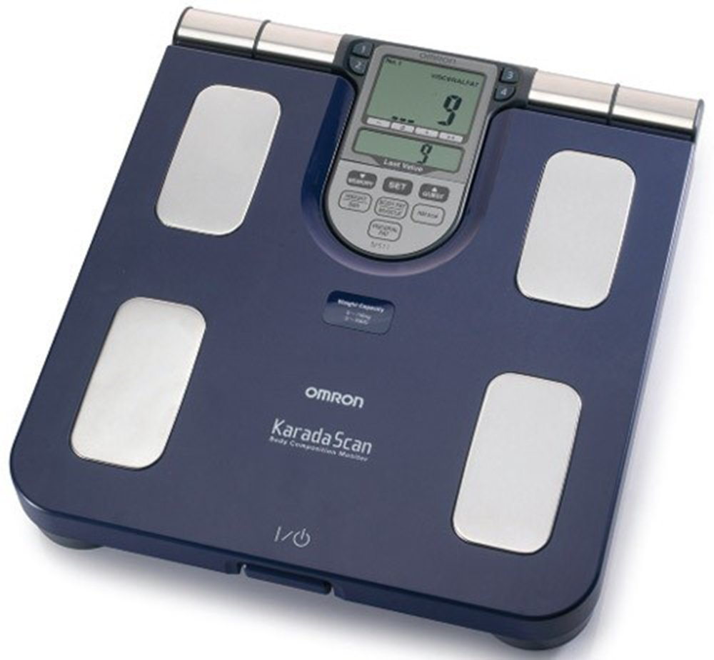 Omron Bf511 Clinically Accurate Complete Body Composition Measurement Monitor