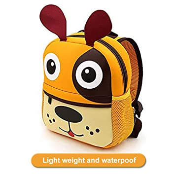 85c4c6f53be Toddler Backpack for Boys and Girls, AOBETAK Cute Animal Design Small School  Bags, Greate