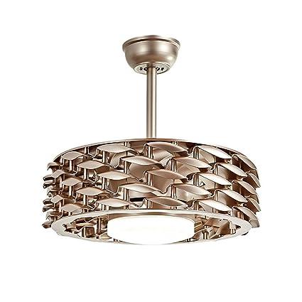 Ventiladores de techo de 42 pulgadas con lámpara, ventilador ...