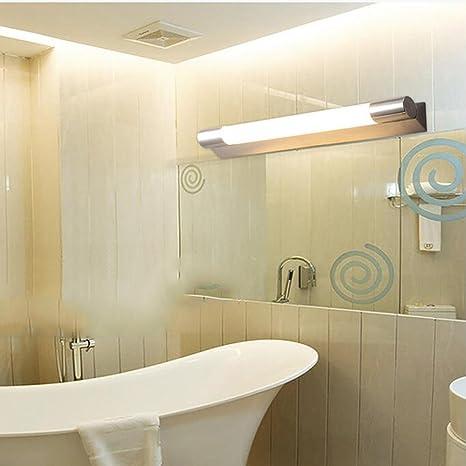 Apliques para baño- Luces del frente del espejo del LED del cuarto ...