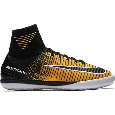 6d90d4969 Nike Junior MercurialX Proximo II IC Indoor Soccer Shoes (Laser  Orange/Black/White