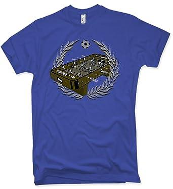 NG articlezz Camiseta Futbolín de Mesa Oldschool Camiseta de ...