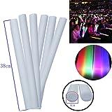 HKFV 1 STÜCKE Leuchten Schaum Sticks Glow Party LED Flashings Gesangs Konzert Wiederverwendbare Heißer LED Leuchtschaum Leuchtstab LED Foam Sticks