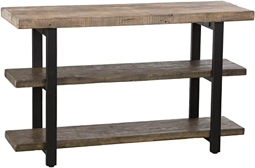 Bolton Furniture Pomona 48 Wood Media Console Table
