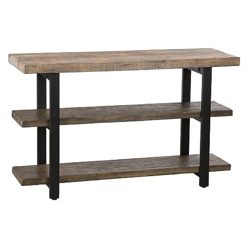 Bolton Furniture Pomona 48 Wood Media Console Table