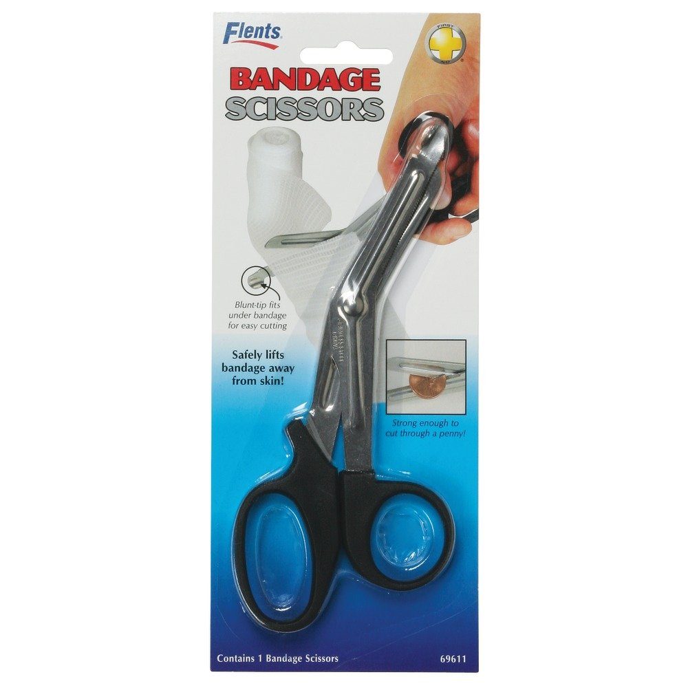 Flents Bandage Scissors, 0.10 Pound (Pack of 72)
