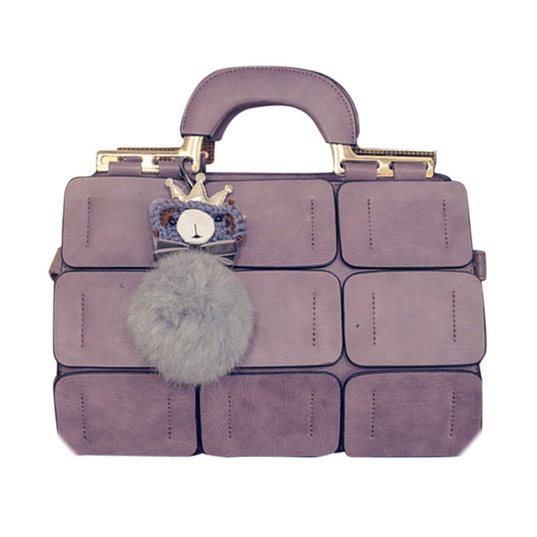 dbc24620533 Amazon.com: Suture Boston Bag Inclined Shoulder Ladies Handbags ...