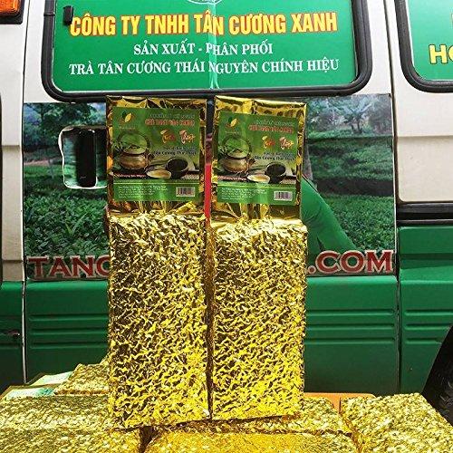 2 x 500g GREEN Tea -Vietnam Thai Nguyen Tan Cuong- Pure Leaf -PREMIUM Quality