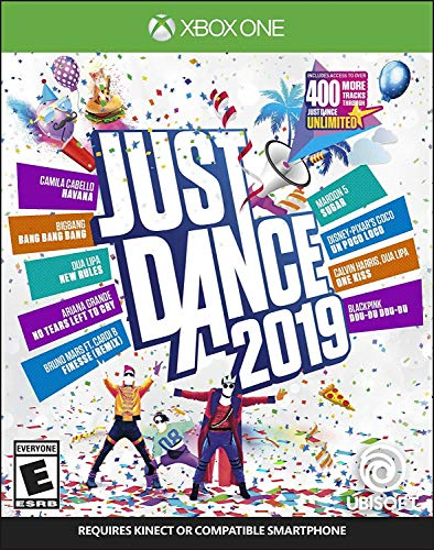 Just Dance 2019 - Xbox One Standard Edition (Best Xbox 360 Workout Games)
