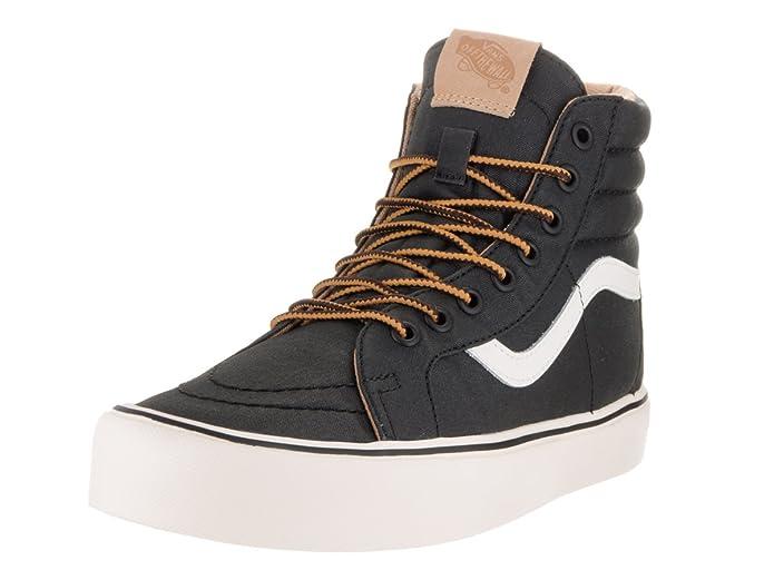 Amazon.com | Vans Unisex Sk8-Hi Reissue Lite (Heritage) Skate Shoe |  Fashion Sneakers