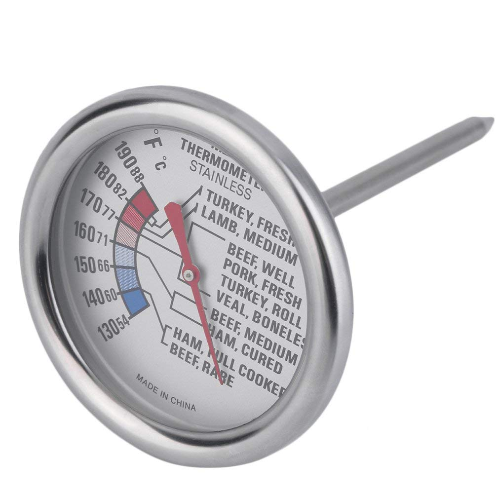 TAOHOU Universal Food Thermometer Kitchen Meat Thermometer ...