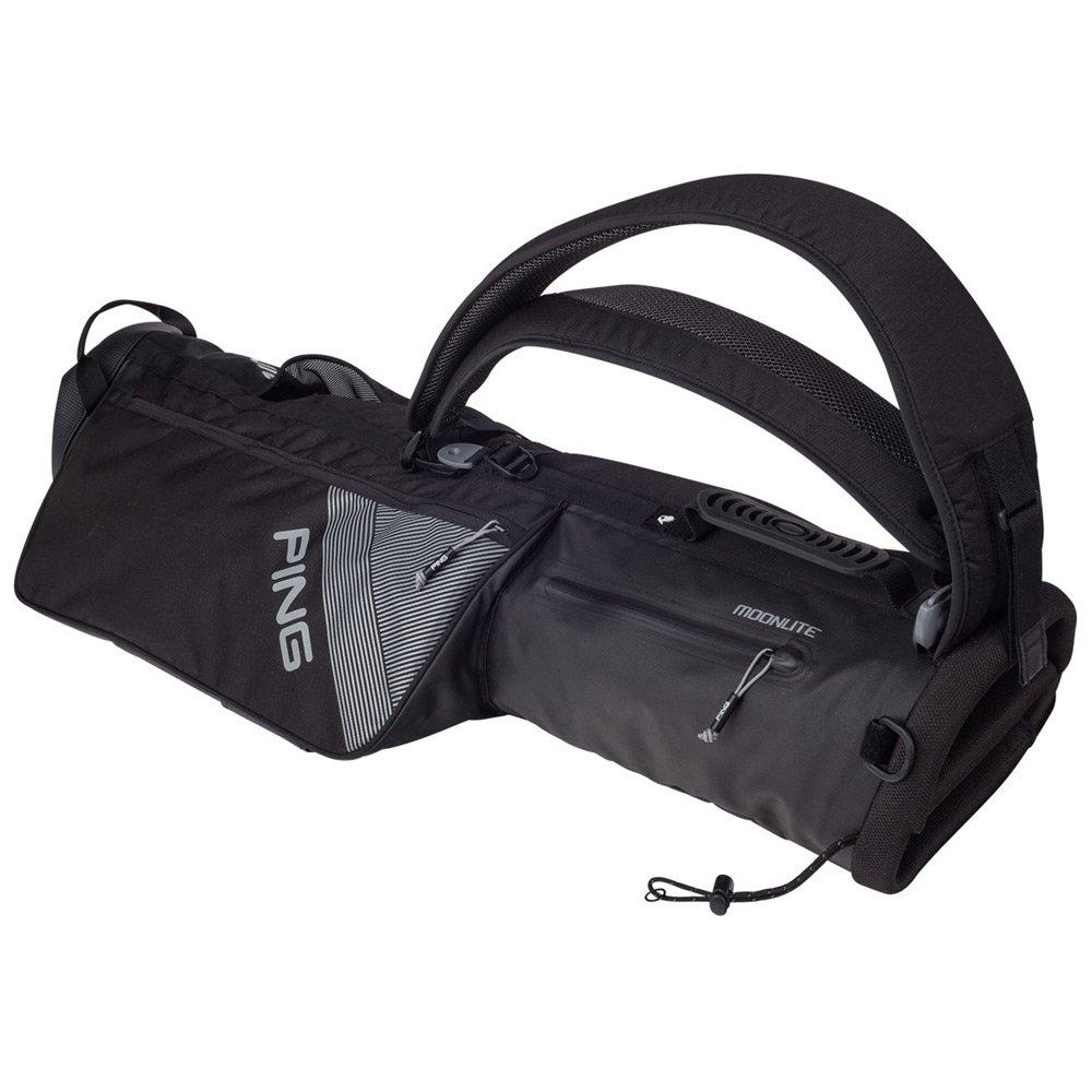 Ping Moonlite Carry Bag   Black