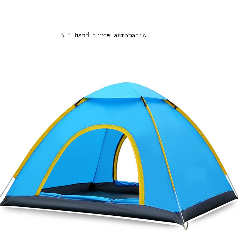 QFFL zhangpeng B B07C4ND453 zhangpeng テント自動テント耐圧折り畳みテントダブル野生キャンプ機器テント トンネルテント (色 : B) B B07C4ND453, くすりの勉強堂@最新健康情報:94dfda06 --- ijpba.info