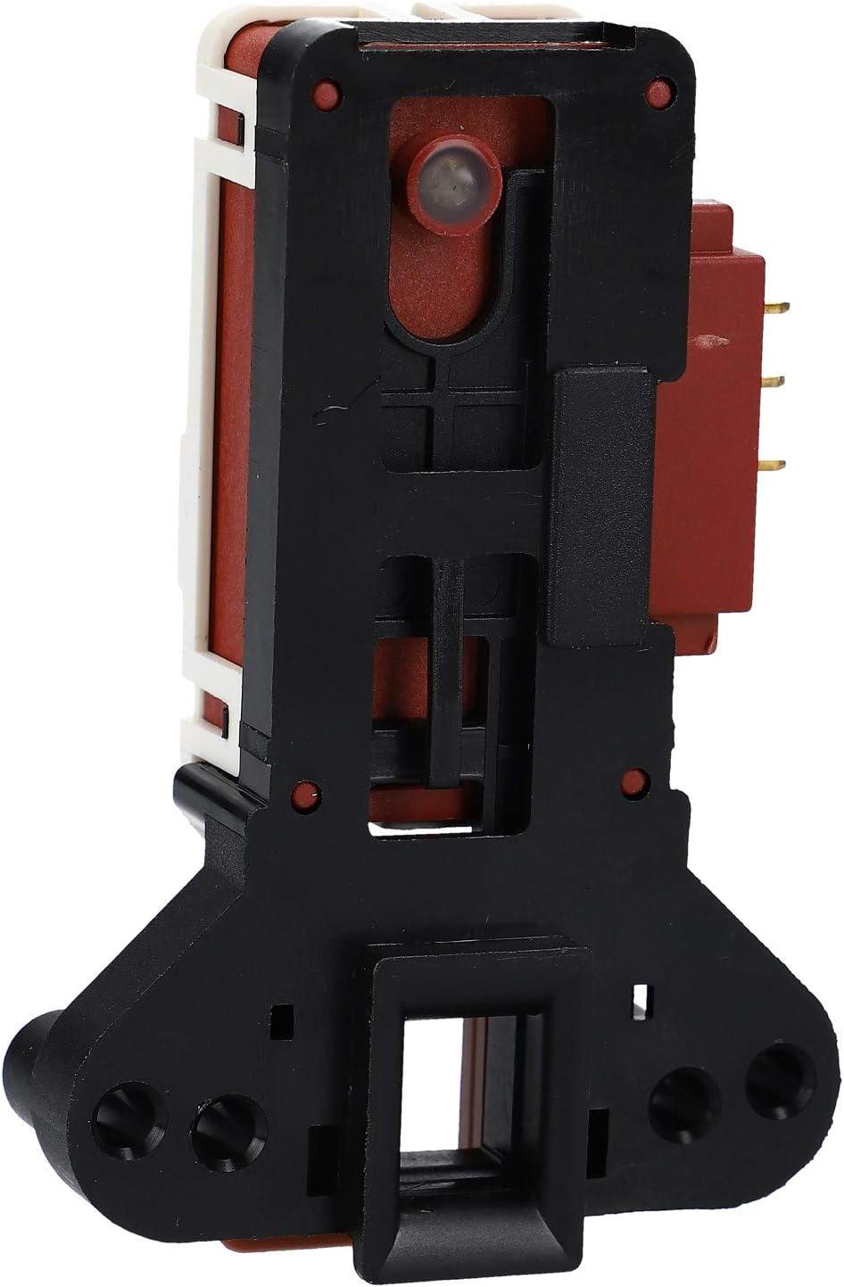 Cerradura de puerta para Beko 2805310400 Metalflex ZV446 utilizada ...