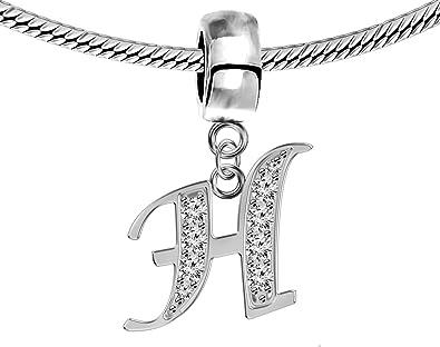 lettre h pandora