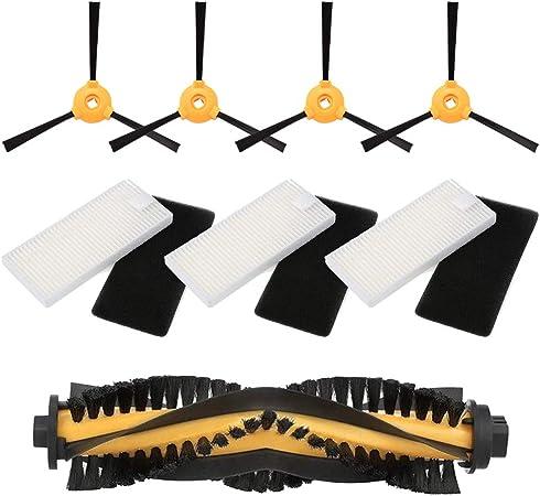 MIRTUX Pack Esencial de recambios para Conga Excellence y 990 ...