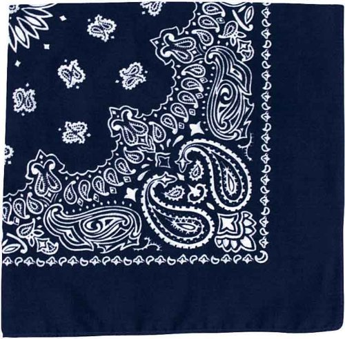 Amazon.com  BLUE TRAINMEN BANDANAS   27