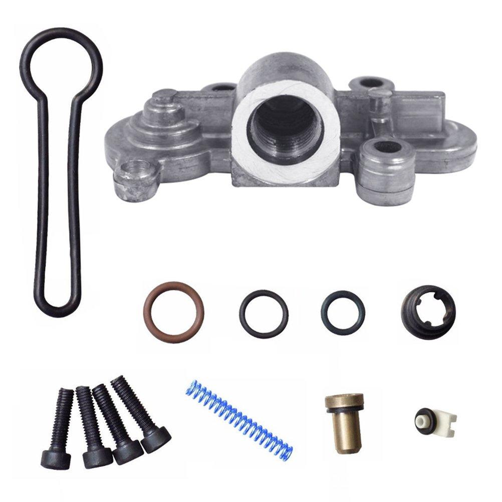 WINOMO Upgrade Fuel Regulator Upgrade Kit for Ford Powerstroke F250 F350 F450 03-07