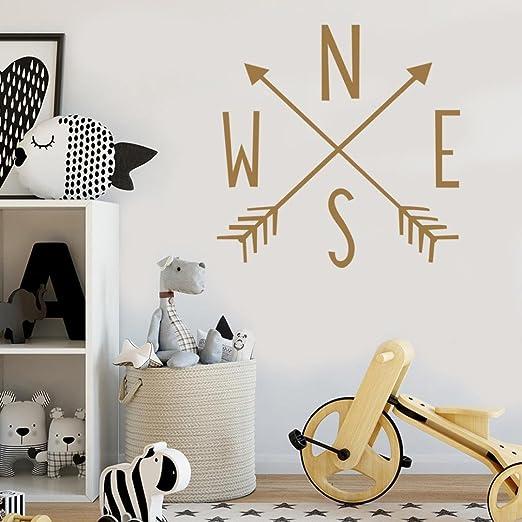 Amazon.com: yjydada pegatinas de pared, extraíble Arte ...
