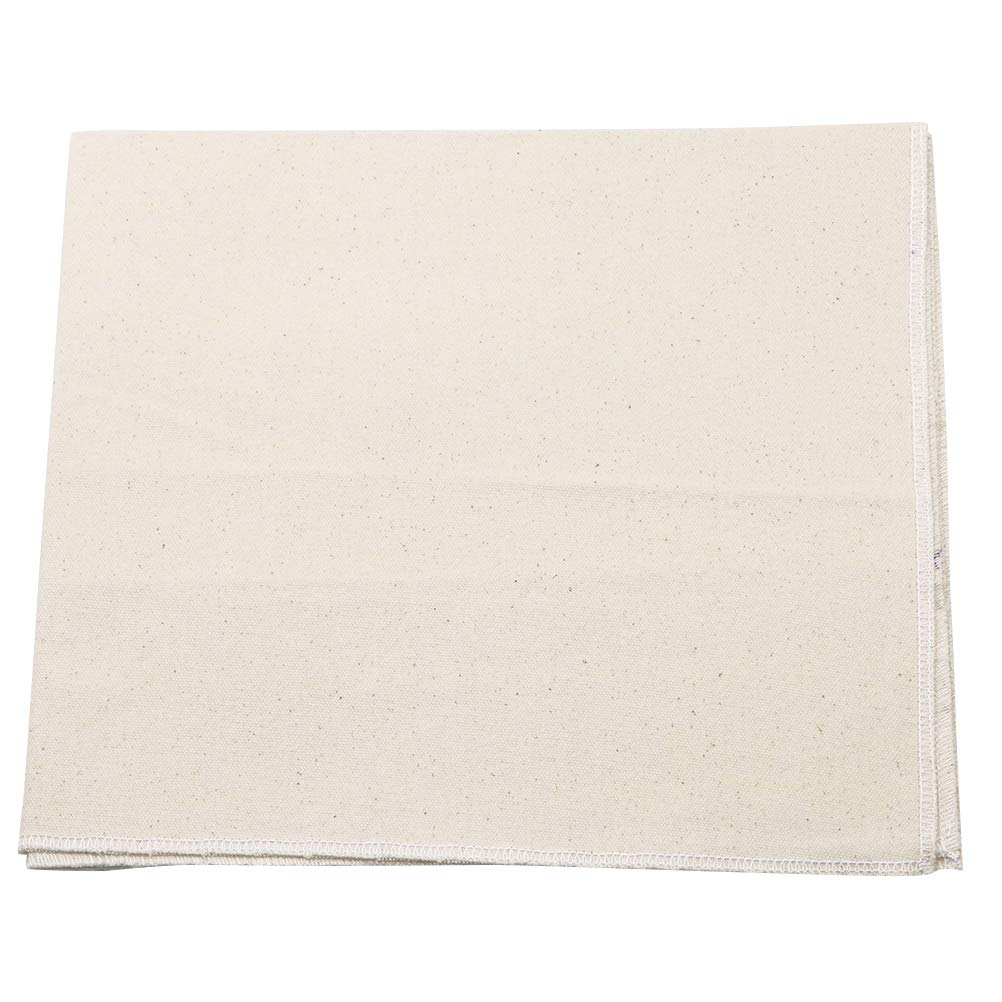 BESTONZON All Purpose Cotton Drop Cloth Cheesecloth Dough Bread Baking Mat Pastry Kitchen Tools