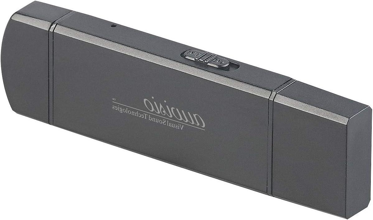 96 Std OTG 8 GB Aufnahmegeraet auvisio Diktiergeraet: 2in1-USB-Stick /& Voice-Recorder VOX-Funktion