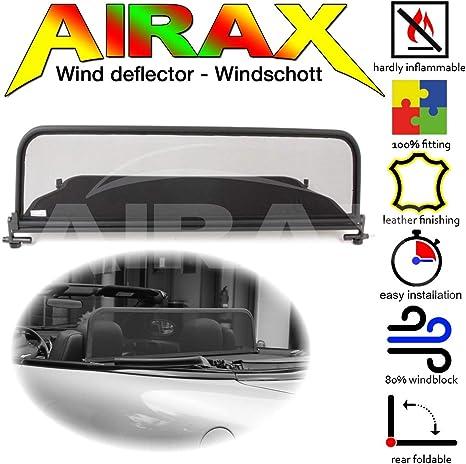 Airax Windschott f/ür Sebring Stratus Windabweiser Windscherm Windstop Wind deflector D/éflecteur de vent