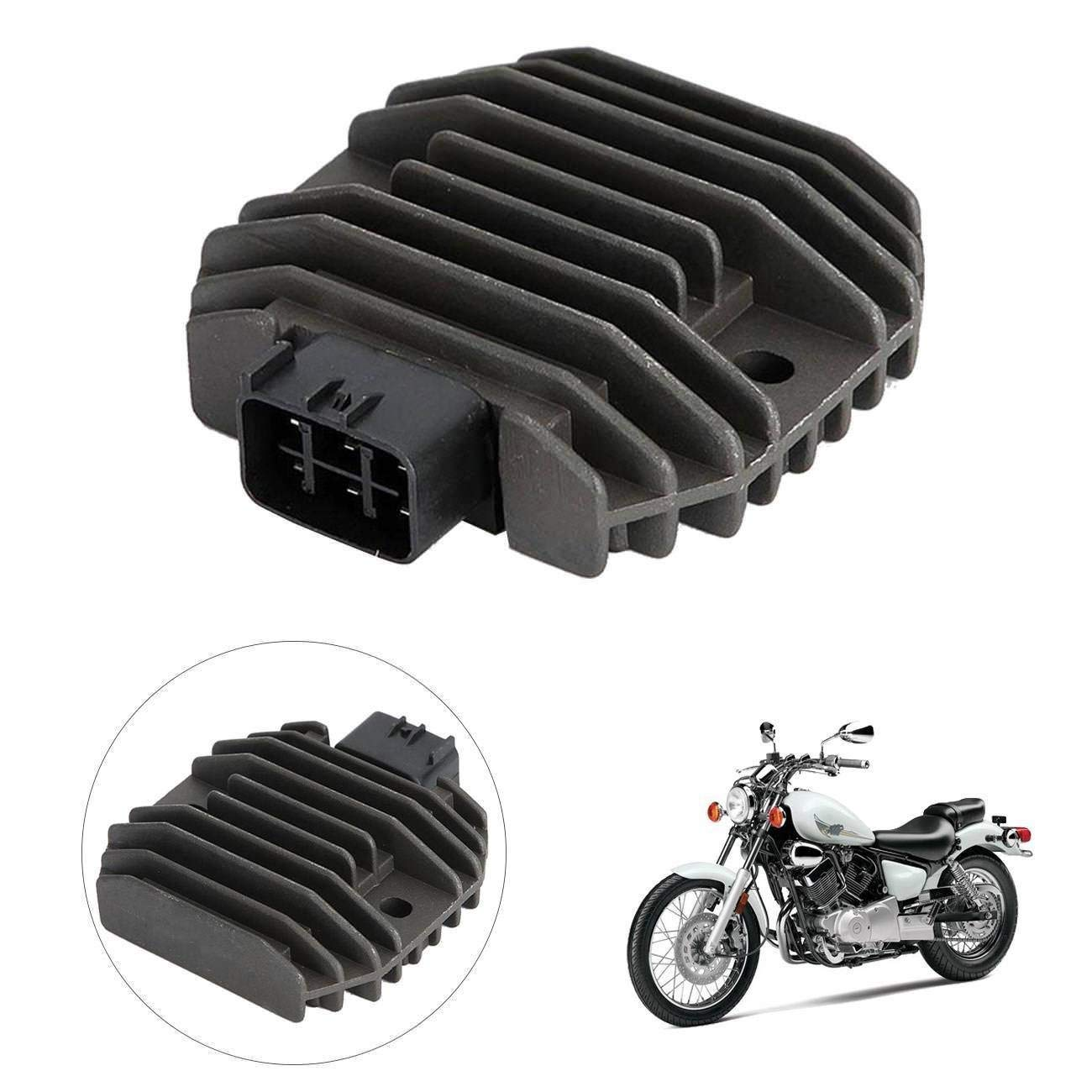 Brand New Voltage Regulator Rectifier for Yamaha GRIZZLY 660 YFM660 2002-2008 02 03 04 05 06 07 08