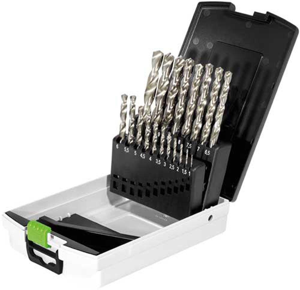 Festool 498981 Drill box HSS D 42379 Sort/19x