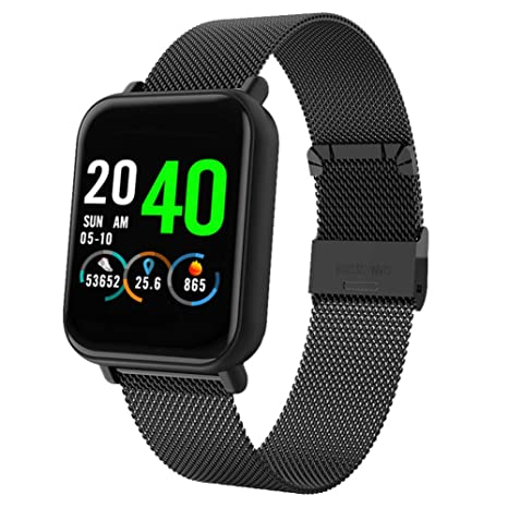 CPAiJS Pulsera de Actividad Fitness Tracker Smart Watch R6 ...