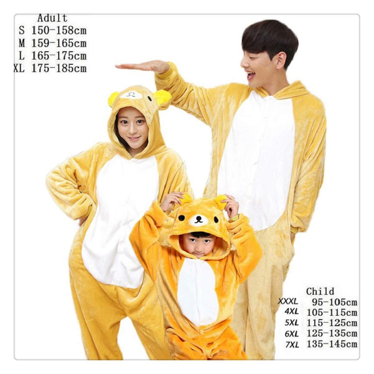 5e82f2e2b Women Winter Child Flannel Animal Funny Animal Stitch Panda Unicorn ...
