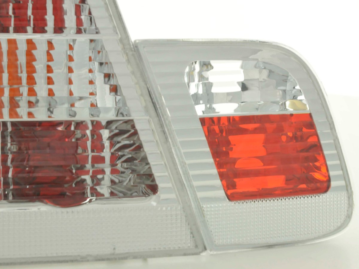 Color Blanco FK Automotive FKRL9213 Montaje de Luces Traseras