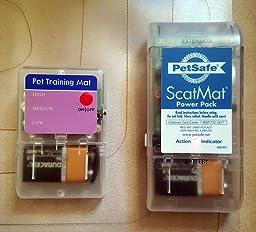 Amazon Com Petsafe Scatmat Indoor Pet Training Mat For