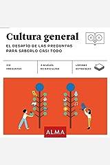 Cultura general. Desafío de la preguntas para saberlo casi todo (Cuadrados de diversión) (Spanish Edition) Paperback