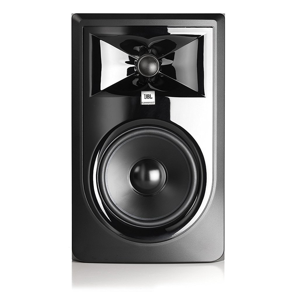 JBL 306P MkII 6.5'' Studio Monitoring Speakers (Pair) w/AxcessAbles Studio Monitor Stands and Studio Cables by JBL Professional (Image #3)
