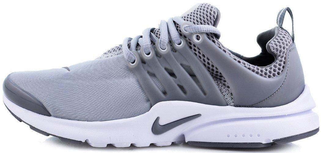 Nike Air Presto Youth  Traing Shoes B01IDLDA1I Youth Size 5|Cool Grey/ White-wolf Grey