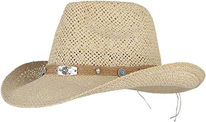Sombrero De Paja De Verano Para Hombres Sombrero Para Modernas ...