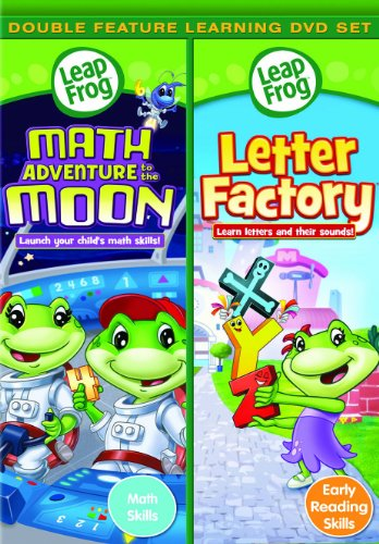 used leapfrog letterfactory dvd 3 flickr photo leapfrog math adventure to the moon letter factory 456