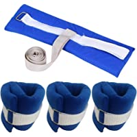 Ibnotuiy 4Pcs Medical Restraints Patient Hospital Bed Quick-Release Limb Holders for Hands Or Feet Universal Constraints…
