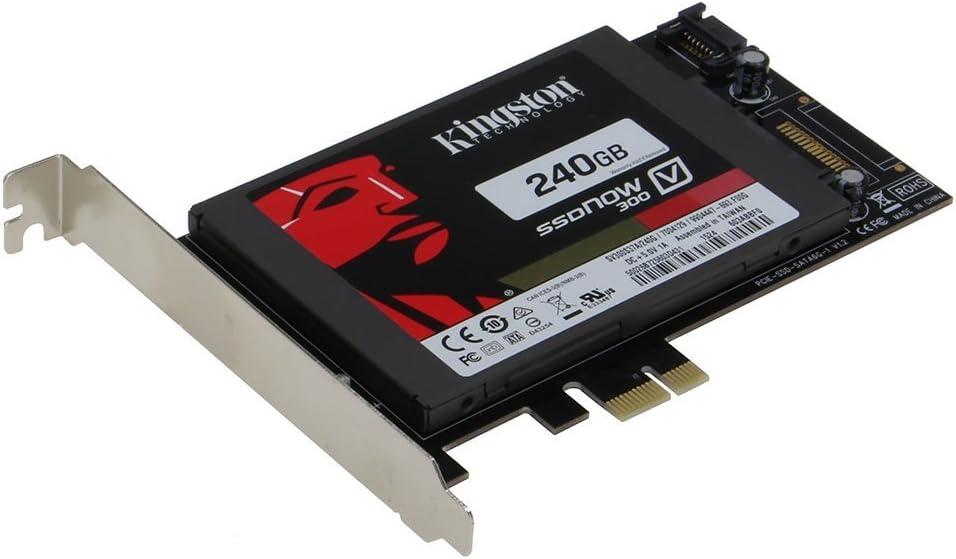 Sedna - Adaptador SSD con 1 Puerto SATA III (2.5