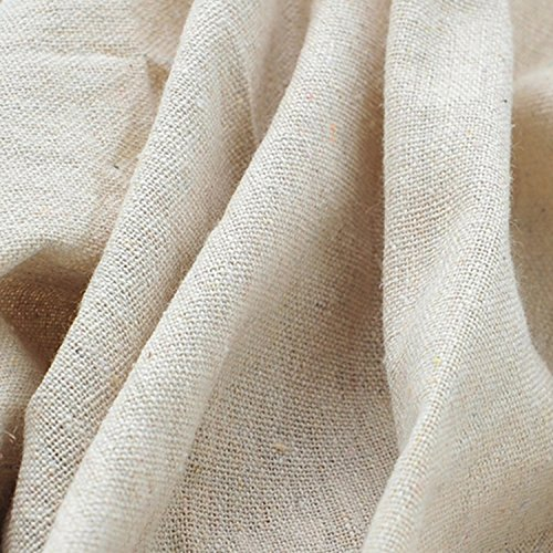 Light Beige Linen needlework Embroidery fabric cross stitching Aida Cloth Rose Flavor