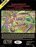 Expedition to Barrier Peaks, Gary Gygax, 0394515439
