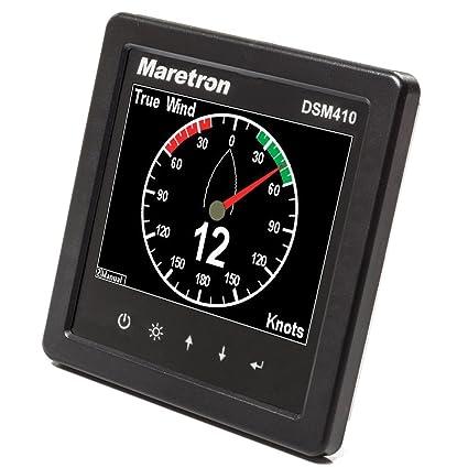 Maretron DSM410-01 Instrument Display, DSM 410, 4 1