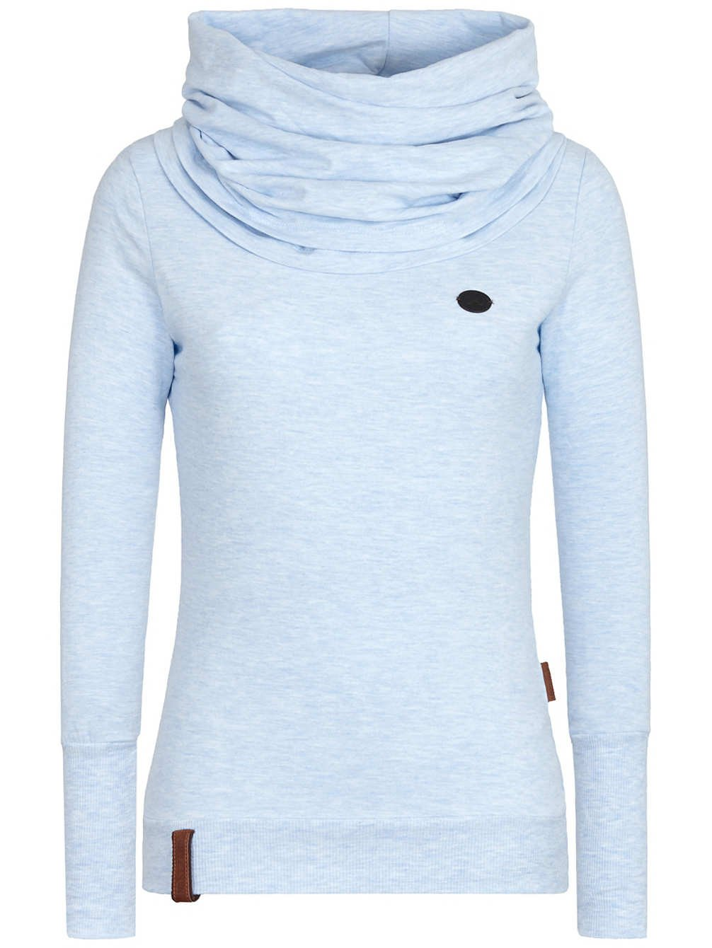 Sweater Women Naketano Kurzer Schniedelwutz IV Sweater: Amazon.co.uk:  Clothing