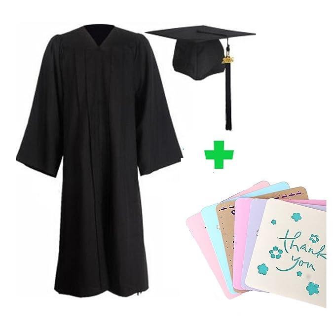 Amazon.com: Graduation Cap & Gown 2018 Year Charm High School ...