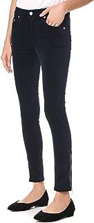 product image for Rag & Bone/JEAN Women's Velvet AME Zipper Capri Jeans