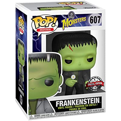 Funko Pop Movies Frankenstein Monsters Special Edition Exclusive: Toys & Games