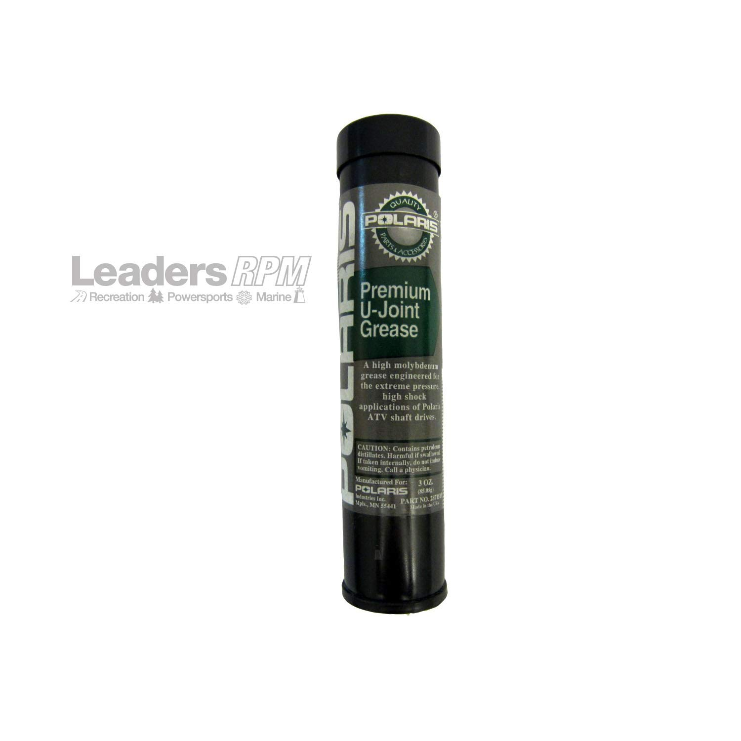 Pure Polaris U-Joint Grease 3 oz., Part Number 2871515